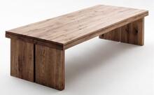 Stół drewniany DUBLIN - dąb lity bassano