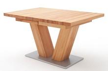 Stół rozkładany MANAGUA A - buk rdzeniowy