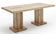 Stół drewniany MANCHESTER - dąb lity dziki