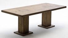 Stół drewniany MANCHESTER - dąb lity bassano