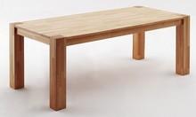 Stół drewniany PETER 140x80 - buk rdzeniowy