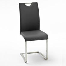 Krzesło KOELN - czarny