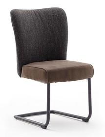 Krzesło na płozie SANTIAGO A - różne kolory