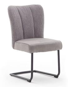 Krzesło na płozie SANTIAGO B - różne kolory