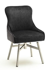 Krzesło obrotowe SHEFFIELD A - różne kolory/stal