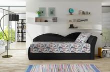 Sofa rozkładana AGA - tkanina Lastrico 2_76/Alova 04