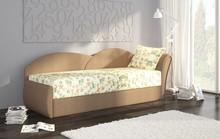 Sofa rozkładana AGA - tkanina Rose 14/Alova 66