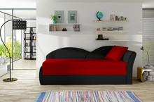 Sofa rozkładana AGA - tkanina Alova 46/Alova 04