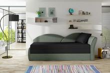 Sofa rozkładana AGA - tkanina Alova 04/ Alova 10