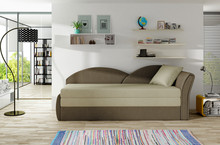 Sofa rozkładana AGA - tkanina Alova 07/Alova 67