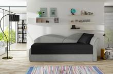 Sofa rozkładana AGA - tkanina Soro 100/Soro 83