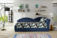Sofa rozkładana AGA - tkanina Ac 01/Alova 79