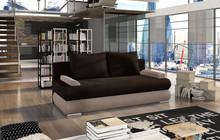 Sofa rozkładana MILO - tkanina Monolith 29/Monolith 09