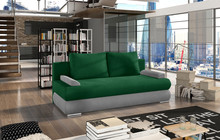 Sofa rozkładana MILO - tkanina Monolith 37/Monolith 84