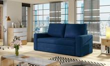 Sofa 2-osobowa rozkładana WAVE - tkanina Kronos 09