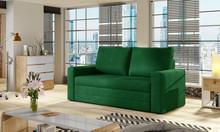 Sofa 2-osobowa rozkładana WAVE - tkanina Kronos 19