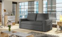 Sofa 2-osobowa rozkładana WAVE - tkanina Paros 06