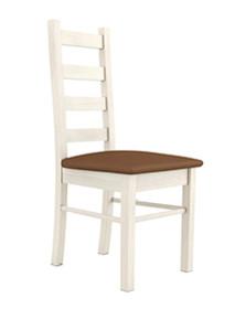 Krzesło ROYAL KRZ6 - sosna nordycka/orzech