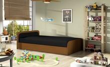 Łóżko dziecięce PARYS 80x190 - tkanina Sawana 14