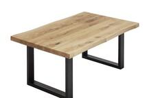 Stolik drewniany HAVANNA 110x70 - dąb olejowany