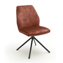 Krzesło OTTAWA - brązoworudy
