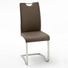Krzesło KOELN - brązowy