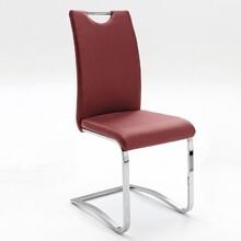Krzesło KOELN - bordowy