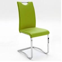 Krzesło KOELN - limonkowy