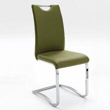 Krzesło KOELN - oliwkowy