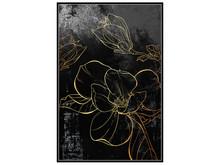 Obraz kwiaty L0145 83x123