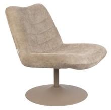 Fotel BUBBA - beżowy