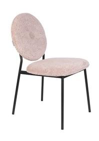 Krzesło MIST - różowe