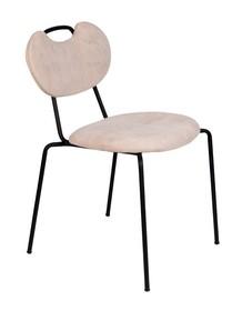 Krzesło ASPEN - jasny różowy
