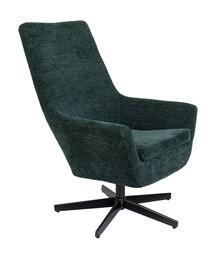 Fotel BRUNO RIB - zielony