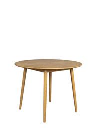 Stół FABIO 100 cm - naturalny