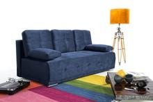 Sofa 2-osobowa CASA - granatowy
