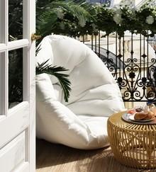 Fotel futonowy do ogrodu NIDO Outdoor