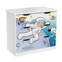 Komoda z szufladami AMILA 48 - kosmonauta