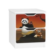 Szafka nocna z szufladami AMILA 67 - Kung Fu