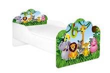 Łóżko dziecięce POLA - różne wzory