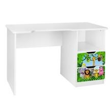 Biurko dziecięce z szufladami AMILA - różne wzory
