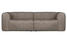 Sofa BEAN 3,5 travertin - szary