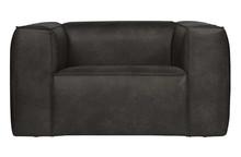 Fotel BEAN black - czarny