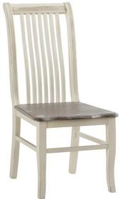 Krzesło prowansalskie PESARO 028 - kremowy