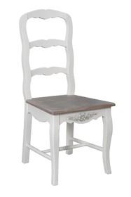 Krzesło prowansalskie RAVENNA 038 - biały