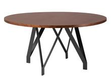 Stół drewniany okrągły A54