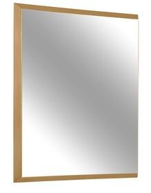 Lustro fazowane 12F-390 90x150 cm - złoty