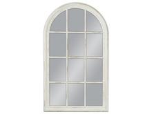 Lustro 201-27E 80x135 - przecierany biały