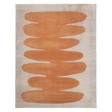 UNC: Dekoracja ścienna MINIMALISM - pomarańczowy
