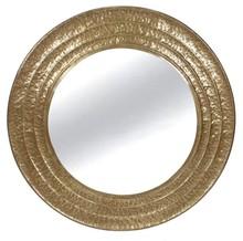 Lustro okrągłe TOYJ19-338 Ø101 cm - złoty
